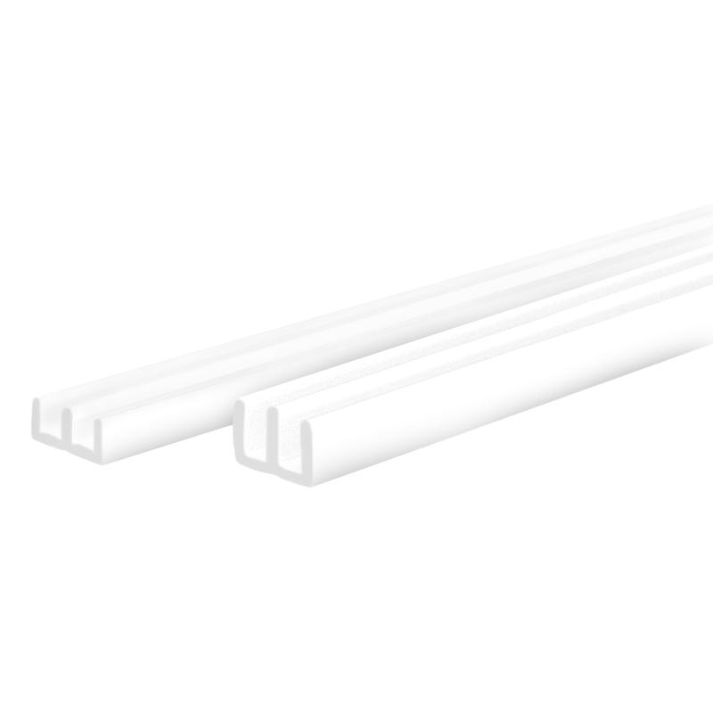 2er-Set-Glasfuehrungsprofil-Glasfuehrungsschiene-fuer-Terrarium-Fuehrungsschiene